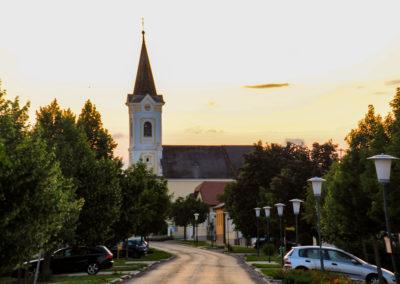 Filialkirche hl. Radigundus in Unterloisdorf im November