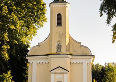 Rosalienkapelle in Mannersdorf