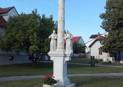 Heilige Dreifaltigkeit in Mannersdorf
