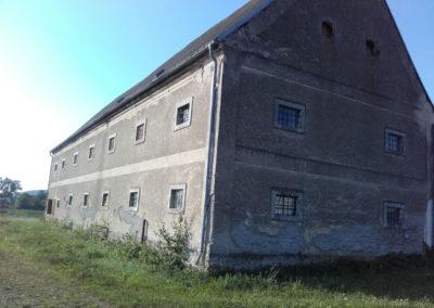 Schüttkasten in Mannersdorf