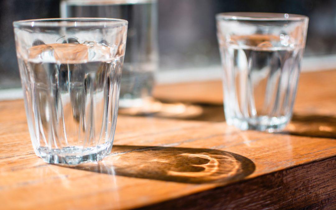 Trinkwasser Sparmaßnahmen